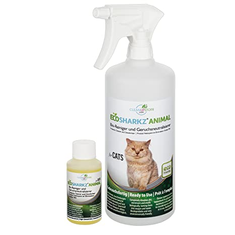 Neutralizadores de olor spray para gatos -natural removedor de la orina del gato-contra