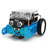 Makeblock–Robot éducatif mbot v1.1Version 2.4G, couleur Bleu (bxma90058)