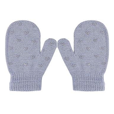 Amazon Baby Gloves Dot Star Heart Pattern Toddler Kids Boy Girl