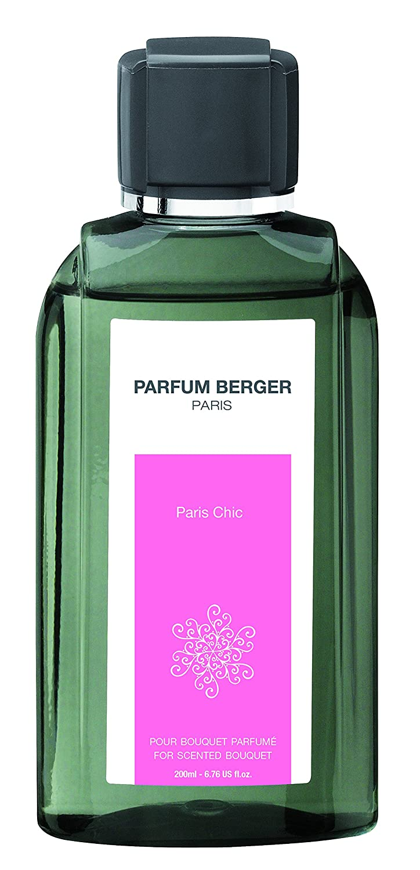 Parfum Recharge Bouquet Berger Transparent 200 Ml Pour Paris 6034 Chic nO0N8vmw
