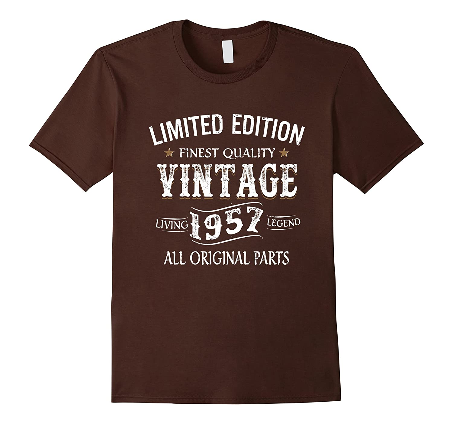 1957 T Shirt 60th Birthday Gifts 60 Year Old B Day Present CD