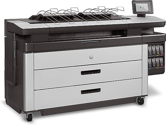 HP PageWide XL 5100 - Impresora de Gran Formato (1200 x 1200 dpi, Inyección de Tinta térmica, HP-GL/2, Negro, Cian, Magenta, Amarillo, B0 (1000 x 1414 mm), 0.4 mm): Amazon.es: Informática