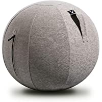 Vivora Luno - Sitting Ball Chair for Office, Dorm, and Home, Lightweight Self-Standing Ergonomic Posture Activating…