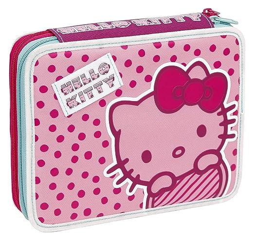 105 opinioni per Giochi Preziosi- Hello Kitty Astuccio Maxi con Colori, Pennarelli ed Accessori