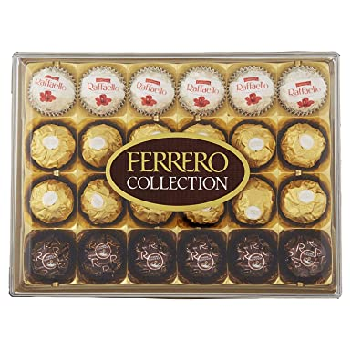 Ferrero - Bombones Collection (24 unidades) 249 g