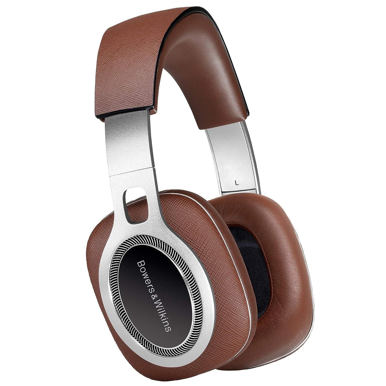 Bowers & Wilkins P9 Signature HiFi Over Ear Headphones, Wired, Italian Leather (Renewed)