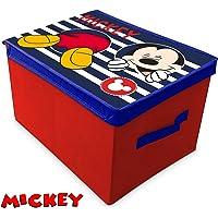 Suncity Mickey Caja Guarda Juguetes Plegable, 40 X