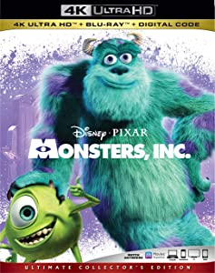 MONSTERS, INC. [Blu-ray]