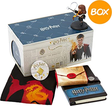 WOOTBOX Harry Potter n.º 2 – Caja de Regalo – Hombre – T-Shirt ...