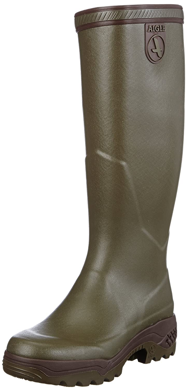 Aigle Parcours 2, 8420, Unisex-Erwachsene Langschaft Gummistiefel, Braun (brun 5), 42 EU (8 Erwachsene UK)