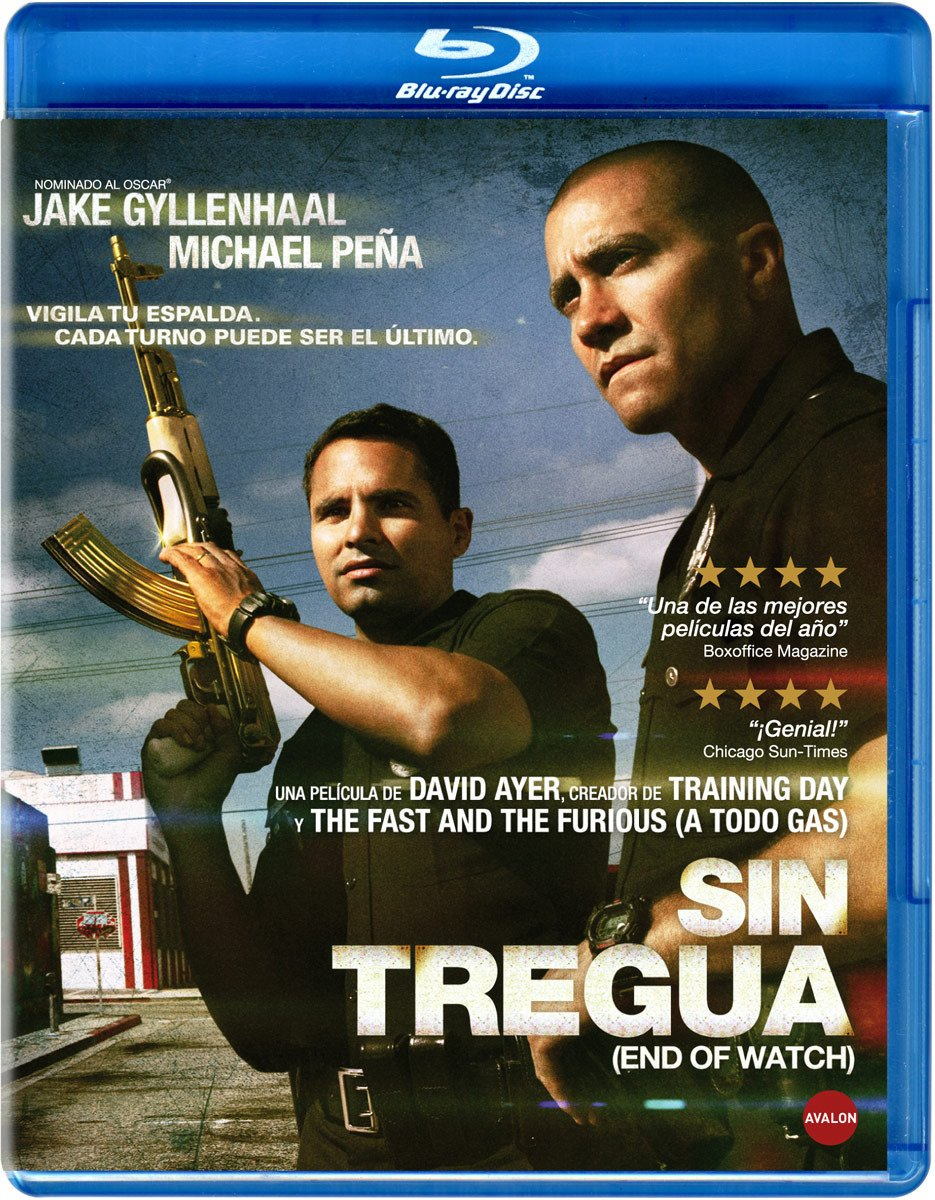 Amazon.com: Sin Tregua (Blu-Ray) (Import Movie) (European ...