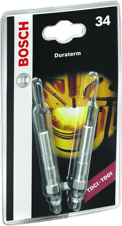 BOSCH Glow Plug 1pcs 0250202030