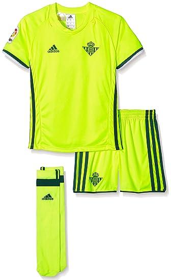 Adidas Betis 3 Minikit 3rd Fussball Outfit Betis Fc Fur