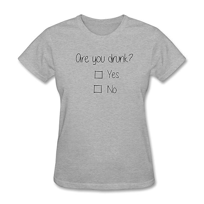 TheOne son que bebe de la mujer gris camiseta de algodón