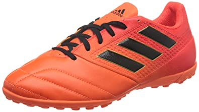 adidas Ace 17.4 TF, Chaussures de Football Homme, Multicolore Orange/Core Black/