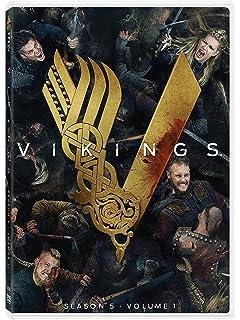 Amazoncom Vikings Season 5 Blu Ray Katheryn Winnick George