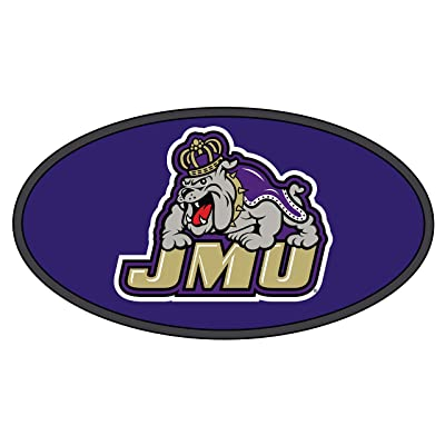 Craftique James Madison Hitch Cover (Domed JMU Bulldog Hitch Cover (24547)): Sports & Outdoors