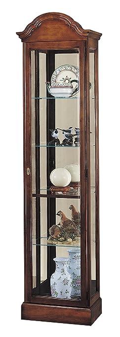 howard miller gilmore curio cabinet