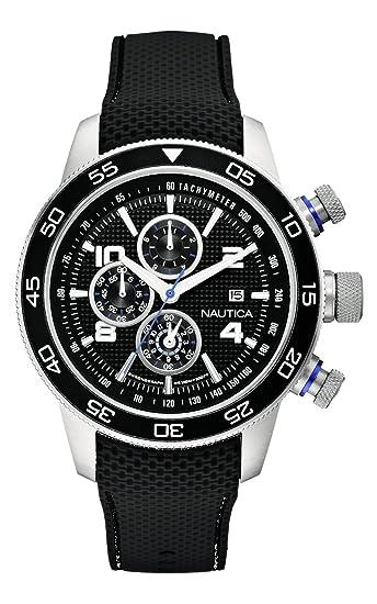 Nautica A20101G - Reloj analógico de Cuarzo para Hombre 4ccb2dbe6c06
