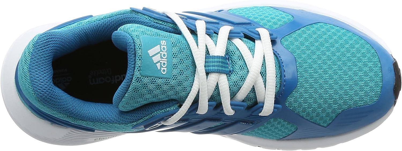adidas Duramo 8, Scarpe Running Donna Blu Energy Blue Mystery Petrol Core Black