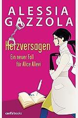Herzversagen: Ein neuer Fall für Alice Allevi Band 2 (German Edition) Kindle Edition