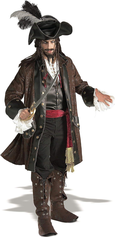 Rubie s Disfraz Grand Heritage Collection – Disfraz de pirata del ...