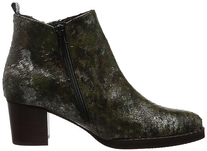 Gabor Shoes 52.850 Damen Kurzschaft Stiefel: Amazon.de: Schuhe & Handtaschen