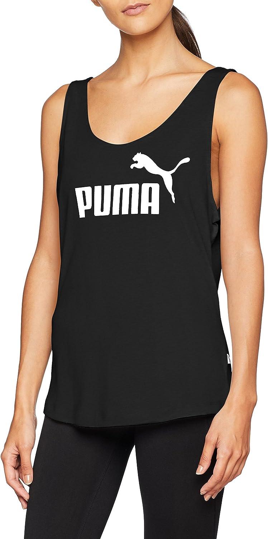 Puma Ess Logo Tank D/ébardeur Femme