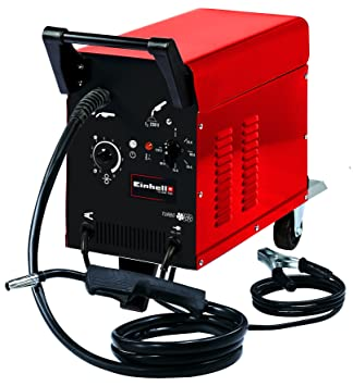 Einhell Schutzgas-Schweissgerät TC-GW 150 (25 - 120 A, 0.6 - 0,8 mm ...