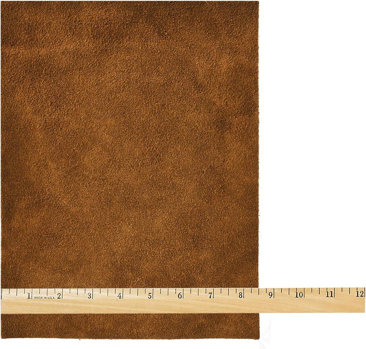 Beige Realeather Suede Craft Sheet 8.5x11