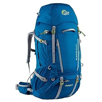 Lowe Alpine Elbrus - Mochila de senderismo, color azul, talla Size 55-65: Amazon.es: Deportes y aire libre