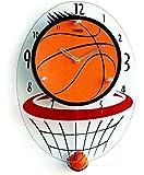 Creative Motion Basketball Hood Clock