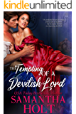 The Tempting of a Devilish Lord (The Lords of Scandal Row Book 2)