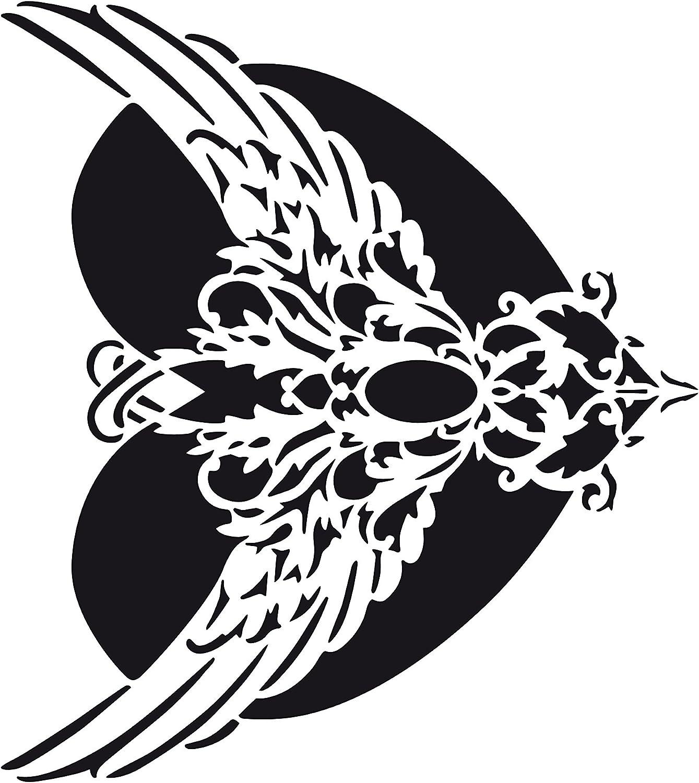 Viva Decor A3 Victorian Heart Stencil