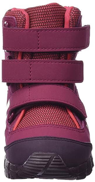 brand new 457b0 4a4df adidas CW Holtanna Snow CF I, Baskets Mixte Bébé,  Multicolore-RoseBlancRouge (RosbasBlatizRubmis), 21 EU Amazon.fr  Chaussures et Sacs