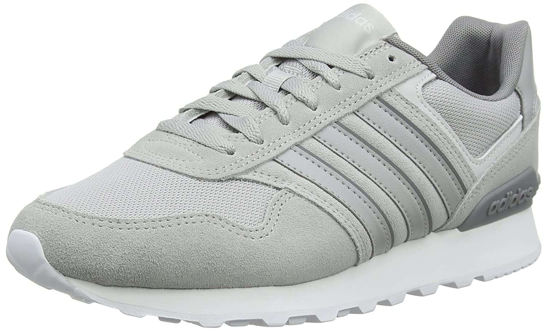 gris (Gridos Gridos Gritre 000) adidas 10k, Chaussures de Fitness Homme 40 EU
