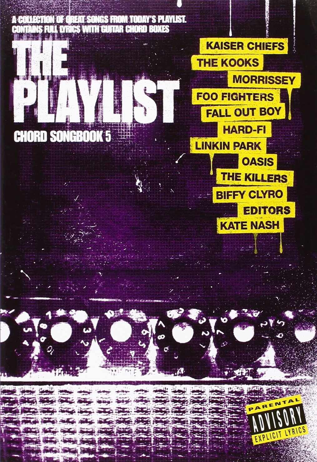 Download The Playlist - Chord Songbook 5 ebook