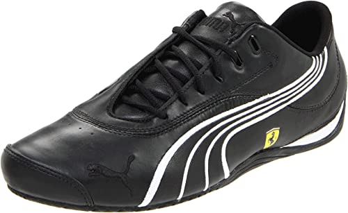 brand new 4e5f8 5666e PUMA Drift CAT III Ferrari-U, Black White, 14 US 14