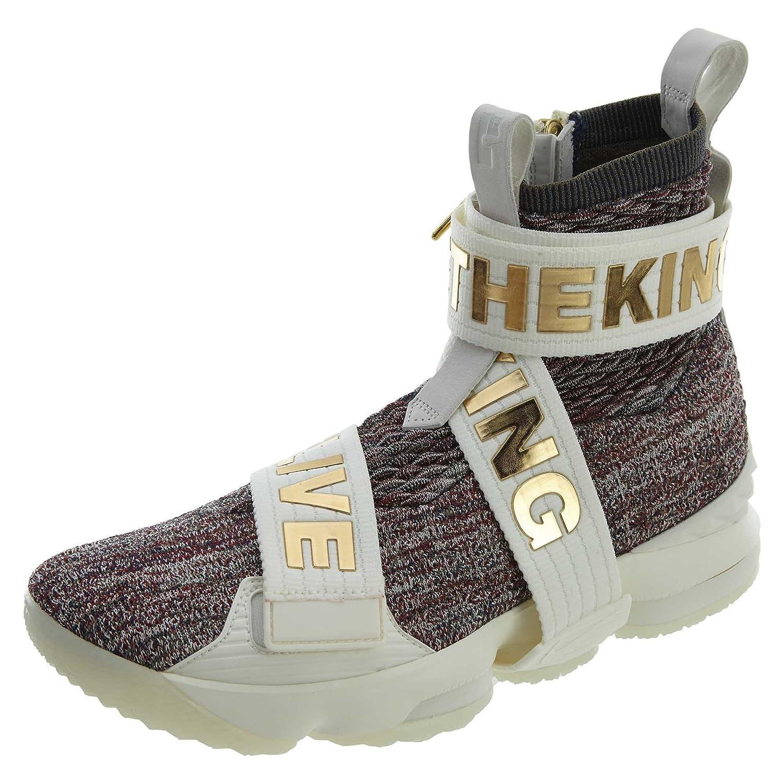 reputable site d4ee0 9460b Nike Lebron XV LIF 'KITH' - AO1068-900: Amazon.co.uk: Shoes ...