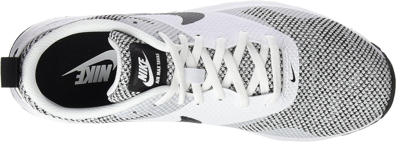 Nike Air Max Tavas PRM, Chaussures de Tennis Homme, Blanc