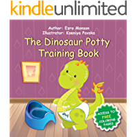 The Dinosaur Potty Training Book