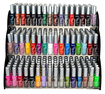 Amazon emori tm all about nail 50 piece color nail lacquer emori tm all about nail 50 piece color nail lacquer nail art brush prinsesfo Gallery