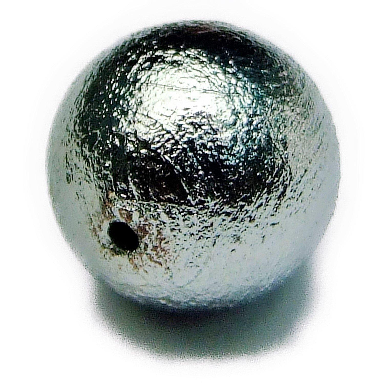 【hinryo】 5A 1粒売り 12mm ギベオン 銀色 シルバー 天然石 パワーストーン b3-30859 B00GARUV9W
