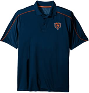 Amazon.com   NFL Chicago Bears Adult men NFL Plus S Synthetic Polo ... cee5632b1