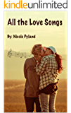 All the Love Songs (Celebrities Series Book 2)
