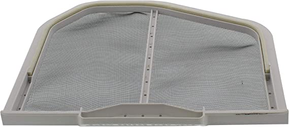 Compatible with 8066170 Lint Screen Filter Catcher 2-Pack W10120998 Dryer Lint Screen Replacement for Kenmore//Sears 110.87561603