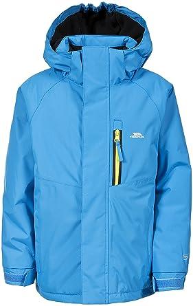 ce408a0a0 Amazon.com: Trespass Feldman Kids Padded Waterproof Jacket Boys ...