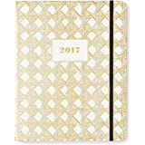 kate spade new york Conceal Sprial 2016-17 Large Agenda, Caning