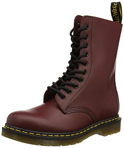 1490 Smooth, Unisex-Adult Lace-Up Boots Dr. Martens