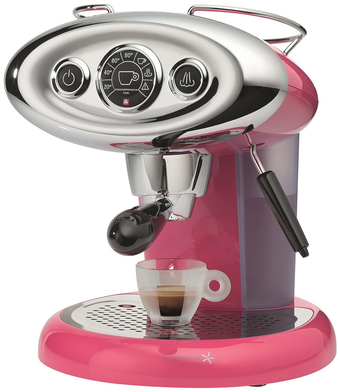 illycaffè X7.1 Sunrise Iperespresso - Máquina espresso de cápsulas, color rosa: Amazon.es: Hogar